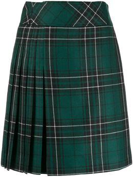 Pringle of Scotland - tartan short skirt 66595033590000000000