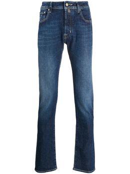 Jacob Cohen - mid-rise slim fit jeans 8COMF69533W995663505