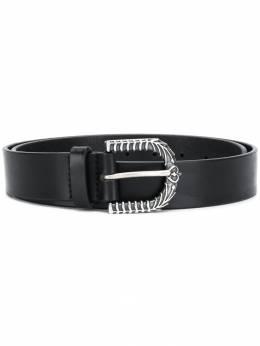Orciani - engraved buckle belt 83895668036000000000