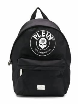Philipp Plein Junior - рюкзак с нашивкой-логотипом ABBA6683PTE663N95599