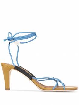 Malone Souliers - босоножки Camilla на шнуровке ILAMS369955559960000