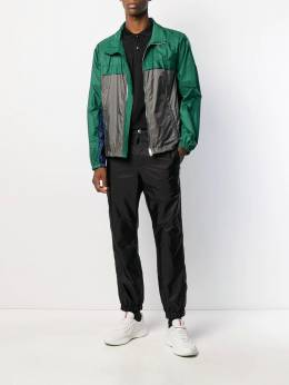 Prada - panelled tapered trousers 88S9906L395596393000