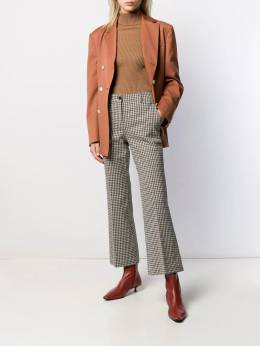 Incotex - houndstooth check trousers 395D5500956603050000
