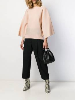 Givenchy - wide-sleeve jumper 6865Z5X9558968300000