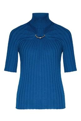 Голубая водолазка с кольцом Act No.1 3049159002