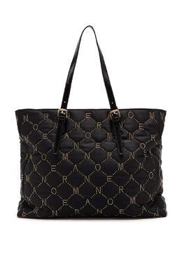 Стеганая сумка-шоппер с логотипами Ermanno Ermanno Scervino 1790158862