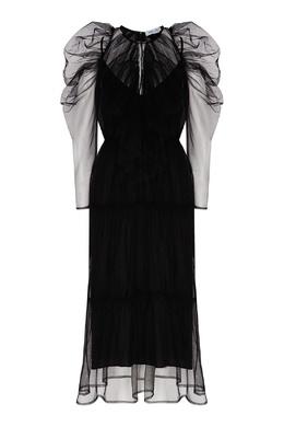 Присборенное платье из тюля Act No.1 3049159020