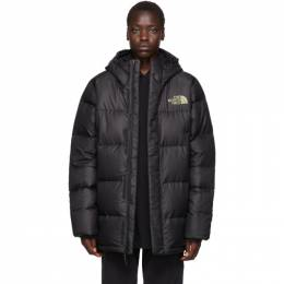 The North Face Black Down Deptford Jacket NF0A3MJL