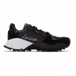 Y-3 Black Kyoi Trail Sneakers EF2640