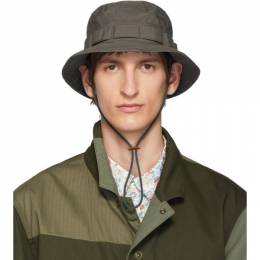 Nonnative Grey Educator Hat NN-H3511