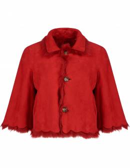 Шуба Red Valentino