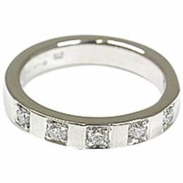 Bvlgari Marryme Diamond Platinum Wedding Band Ring Size 47 235035