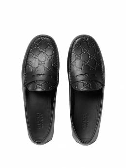 Gucci - мокасины 'Gucci Signature' 663CWD06905933350000