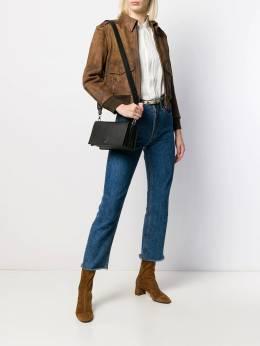 Polo Ralph Lauren - блузка с оборками на рукавах 35390595598356000000