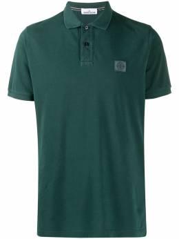 Stone Island рубашка-поло с короткими рукавами MO711522S67