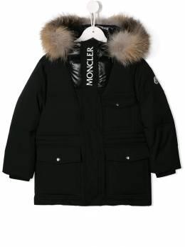 Moncler Kids - hooded down parka 69055366695668308000