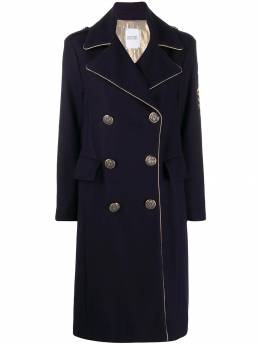 History Repeats - military-style double-breasted coat C938SAM9569959300000