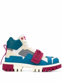 Dolce&Gabbana трекинговые ботинки в стиле колор-блок CK1699AJ595