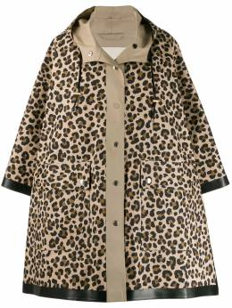 Mackintosh - leopard print raincoat 6553RO56569558898500