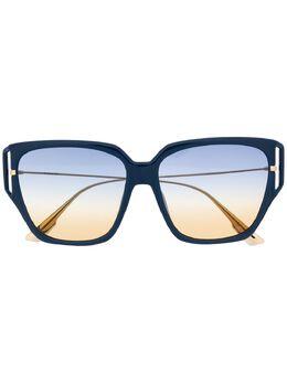 Dior Eyewear солнцезащитные очки с градиентными линзами DIORDIRECTION3F