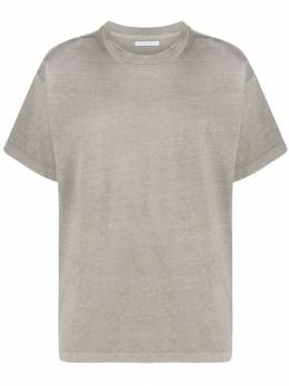 John Elliott однотонная футболка оверсайз A190M15160A