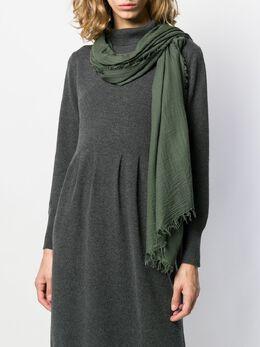 Fabiana Filippi - шарф с бахромой 909W3696666A55595536