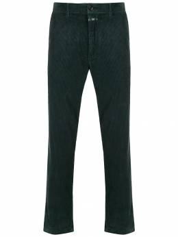 Closed укороченные вельветовые брюки C3033058W32
