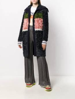 M Missoni - block colour knit cardi-coat 666980K660L956606930