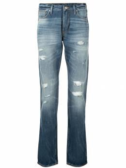 Emporio Armani джинсы кроя слим с эффектом потертости 6G1J061D6PZ