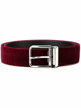 Dolce & Gabbana - velvet belt 093A6868956869030000