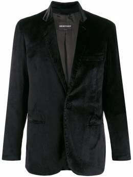Giorgio Armani Pre-Owned пиджак 1990-х годов на одной пуговице GAR390A