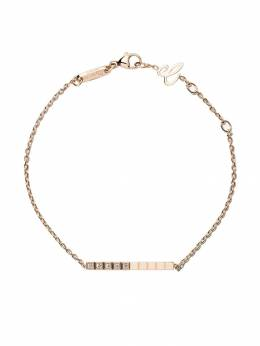 Chopard 18kt rose gold Ice Cube Pure diamond bracelet 8577025002