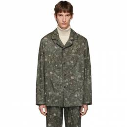 Lemaire Green Sunspel Edition Light Jacket 192646M19500502GB