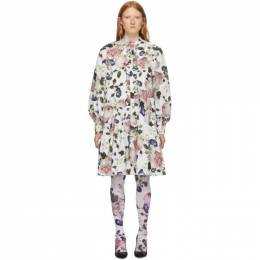 Erdem White Quentin Dress 192641F05200303GB