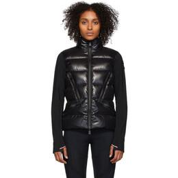 Moncler Grenoble Black Down Maglia Jacket 84527 00 80280