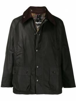 Barbour легкая куртка с контрастным воротником MWX00100L71M