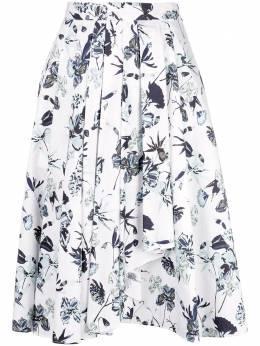 Jason Wu Collection юбка с цветочным принтом P1908002A