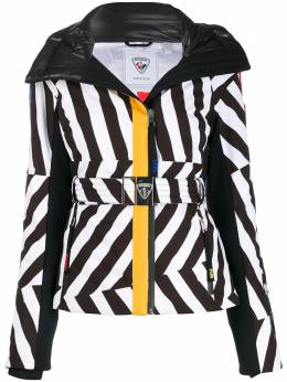 Rossignol лыжная куртка в полоску RLIWJ86