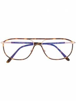 Tom Ford Eyewear очки-авиаторы FT5624B