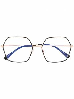 Tom Ford Eyewear очки в оправе геометричной формы FT5615B