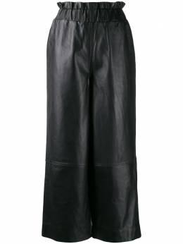 Ganni широкие брюки F3880