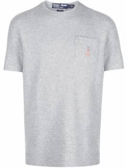 Palace футболка с логотипом из коллаборации с Polo 710420692001