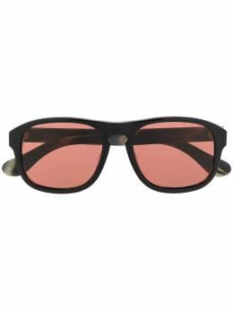 Gucci Eyewear солнцезащитные очки в квадратной оправе GG0583S004