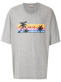 Alg футболка оверсайз Color + OP 0219070