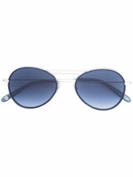 Garrett Leight солнцезащитные очки 'Toledo' 4021
