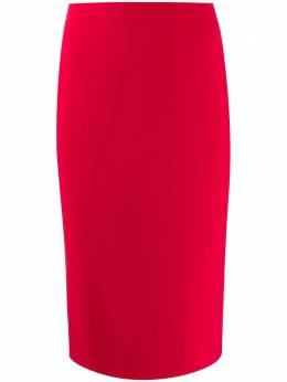 Loulou юбка-карандаш средней посадки D1981242