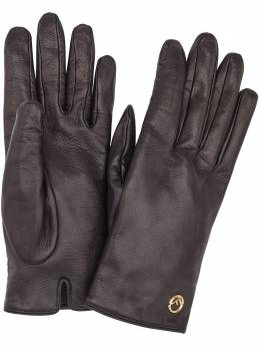 Fendi перчатки с логотипом FXY563AALT