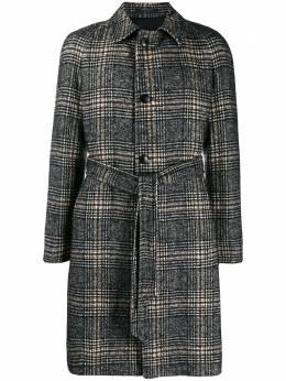 Tagliatore пальто в клетку LARS91QIC064