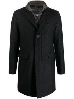 Herno пальто на пуговицах CA0089U33204