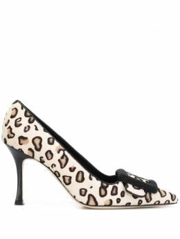 Manolo Blahnik туфли-лодочки Maysale 90 2180008